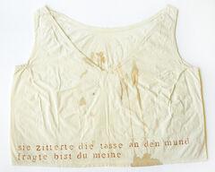 Textilie: Hemd um 1930