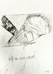 Zeichnung: Karin Mairitsch, wegradiert von: Charles Moser