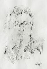 Zeichnung: Karin Mairitsch, wegradiert von: Achim Schroeteler