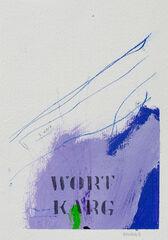 Wortkarg