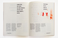 Buchseite 44|45 «Die Poesie des Fremden»