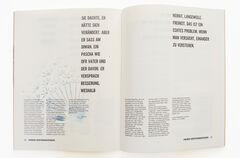 Buchseite 46|47 «Die Poesie des Fremden»