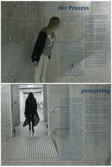 Buchseite 76|77|84|85 «Helmi Vent – Lab Inter Arts. Einblicke in das Performance-Labor ‹Hätte Hätte Fahrradkette›»